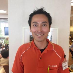 社会福祉法人 緑地福祉会 プレーゴ緑地公園 デイサービスセンター センター長 矢野賢太郎